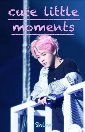 cute little moments | [YoonMin|FIN] by ShumShim