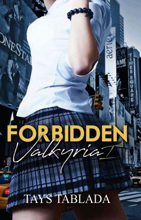Forbidden Valkyria by TaysTablada