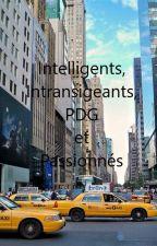 Fan fiction Is it love Ryan: Intelligents, Intransigeants, PDG et Passionnés by Alexandrafic1