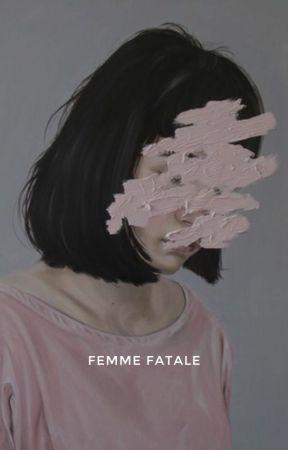 FEMME FATALE | BILLY RUSSO by reddingtons
