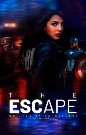 THE ESCAPE  ──  STEVE ROGERS by -LADYMURPHY