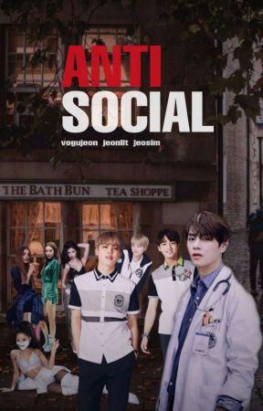 antisocial | bts  by jeonlit