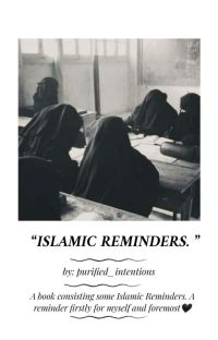 ISLAMIC REMINDERS cover