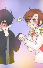 """""""Confrontation"""" -A Prinxiety Fanfic by Malevolent_Suxa"""