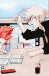 Leave me alone! (Katsuki x male reader) cover