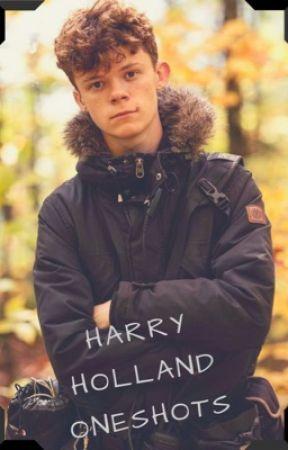 Harry Holland Oneshots by hazhasmycoffee