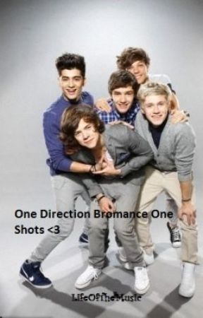 One Direction Bromance one shots ON HOLD by LifeOfTheMusic