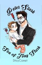 Peter Stark Son of Tony Stark Oneshots by Ditzy_comet