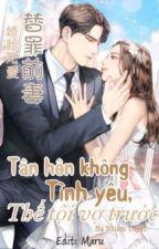 Tân Hôn Không Tình Yêu, Thế Tội Vợ Trước | Hạ Nhiễm Tuyết 「Countinue」 by DipAnh1