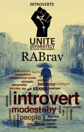 Relatable introvert posts by RABrav