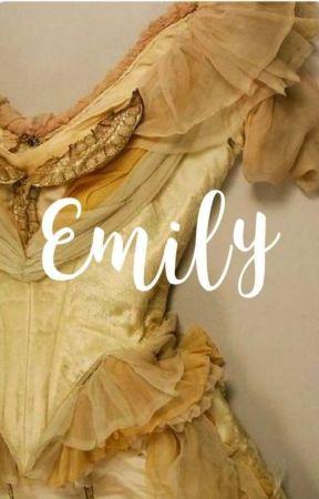 Emily ◇ Cinderella  by Radioactive__Sarcasm