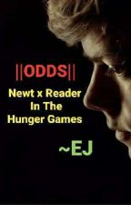 ||ODDS|| Newt x Reader In The Hunger Games  by yolo_gryffindor