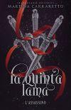 LA QUINTA LAMA (I) - L'assassino cover