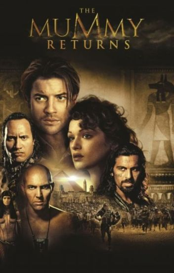 The Mummy Returns - O'Connell's Love Story (On Hold)