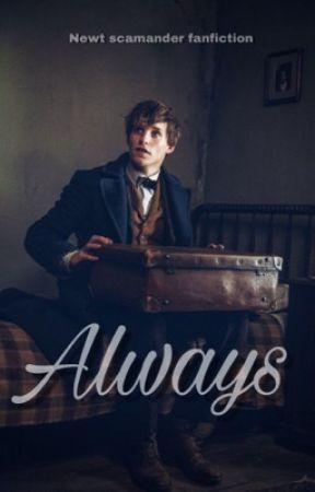 Always ~Newt Scamander ✔️ by its_yadisneygirl