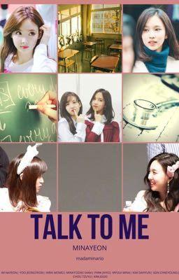 trans   Talk To Me, Minayeon