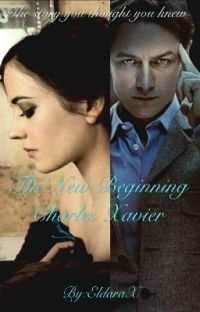 The New Beginning   Charles Xavier cover