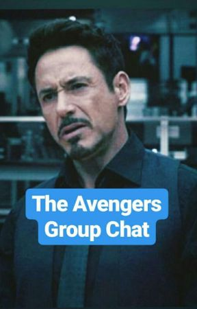Avengers Group Chat by Rogue_Wolfe