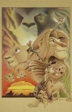 Akida of Pride Rock {Lion King Fanfic} by GhostWaveWrites