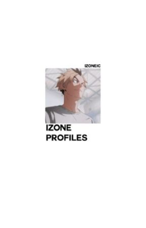 iz*one profiles by izoneic