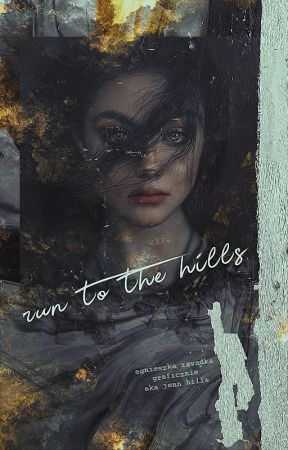 Run to the Hills | graphic portfolio by jennhills