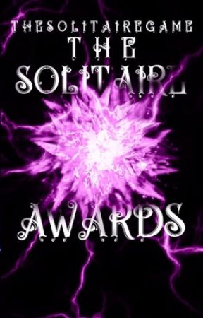 The Solitaire Awards by -thesolitairegame