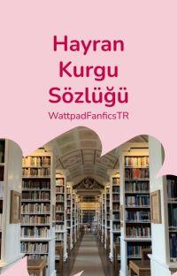 Hayran Kurgu Sözlüğü cover