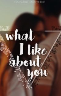 What I like about you cover