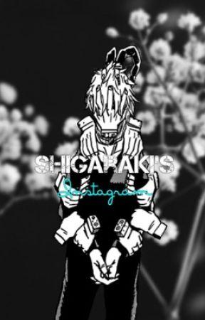 Shigaraki's Instagram  by dramaticmes