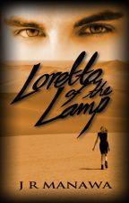 Loretta of the Lamp by jrmanawa
