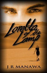 Loretta of the Lamp cover