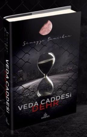 VEDA CADDESİ 2 (Serinin 4 ve 5.kitabı) by SumeyyeDemirkan