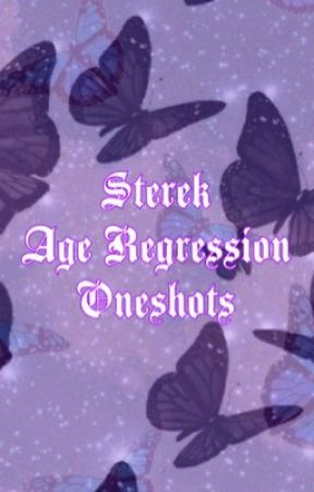 Sterek ageplay one shots  by -BisexualinDisguise