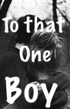 To That One Boy by Mx_Alex