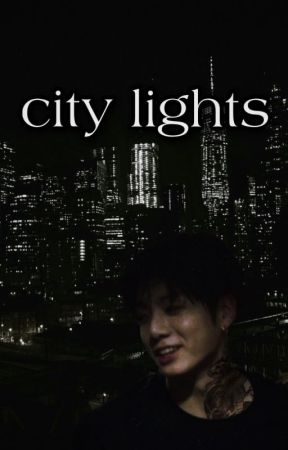 city lights. ➳ taekook by moongiyoongi