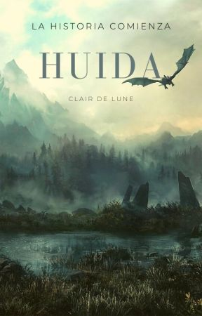 Huida. by ClairedeLune2