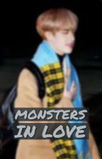 Monsters In Love || Bang Chan  by yehetchicken