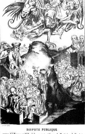 DEVIL TO PAY, from the Misadventures of Simon Magus Iscariot by EdwardStBoniface
