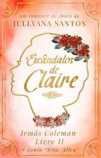 Escândalos de Claire  cover
