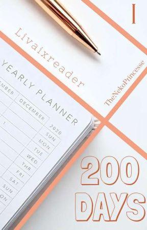 200 days 《Livaïxreader》 by TheNekoPrincesse