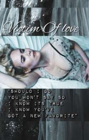 I'm a victim of loving you  by sarcasticalieen