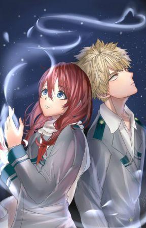 Light of My Life (Bakugou Katsuki x Amelia Makas - BNHA OC) by LadysDaze