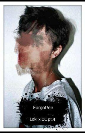 Forgotten // Loki X OC pt.4 by Swallow_Steve