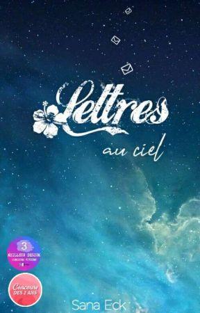 Lettres au Ciel by sanaeck