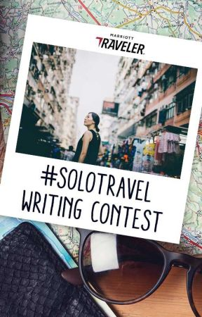 #SoloTravel - Writing Contest! (Closed) by travel