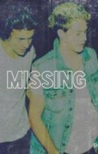 missing // narry storan by Castiellations