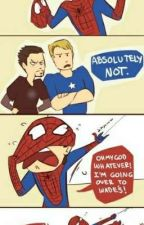 super family+Spideypool= Perfection by elliLaurens