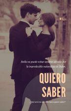 Quiero Saber by sweethearteyes