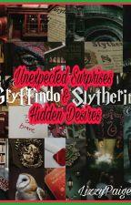 Unexpected Surprises and Hidden Desires(HP) by CrazyBookworm1997