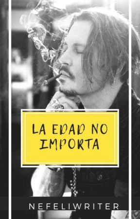 La edad no importa 》Johnny Depp  by NefeliWriter